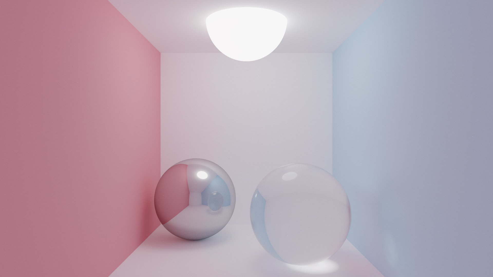 Rendering made with LuxCore Render with Bidirectional Engine